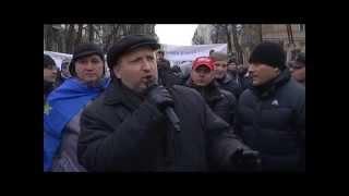 Турчинов и Сюмар: любовники пилят Украину