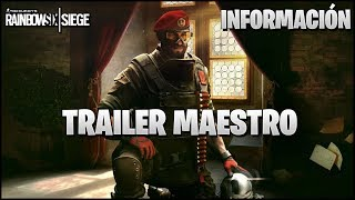 ¡TRAILER MAESTRO! ◄► PARA BELLUM ◄► Caramelo Rainbow Six Siege Gameplay Español