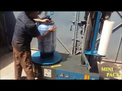 Box Carton Stretch Wrapping Machine