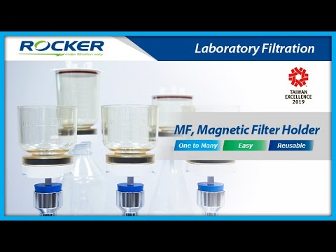 Magnetic Filter Holder