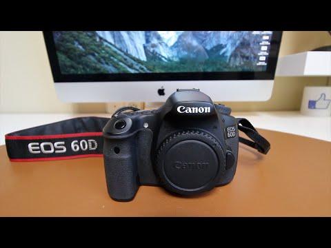 Canon EOS 60D | Revisión en profundidad y calidades