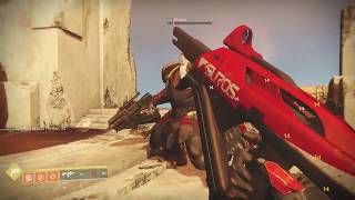 Destiny 2 Use High Power Foggy Notion Sub Machine Gun