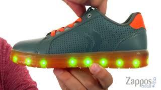 Geox Kids Jr Tuono 4 Lights (ToddlerYouth) SKU:#8102892