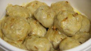 Тефтели в сливочном соусе ( Самые вкусные )