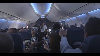 #LiveAt35 on SouthWest Airlines and Jo Dee Messina