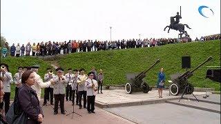 Новгородцы почтили память жертв терракта в Беслане