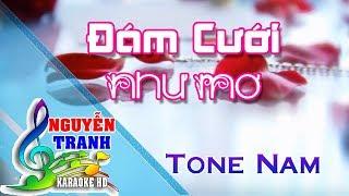 karaoke-nhac-song-dam-cuoi-nhu-mo-tone-nam