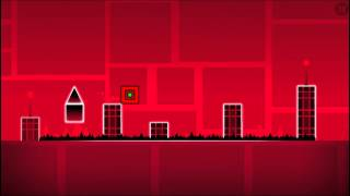 Geometry Dash - Level 4 (Stage 4) Dry Out! - Complete