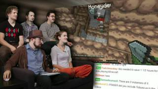 Diggy Diggy Hole! - Pre-MineCon SHOW  TRAILER! - Part 12