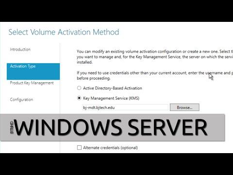activate windows machine