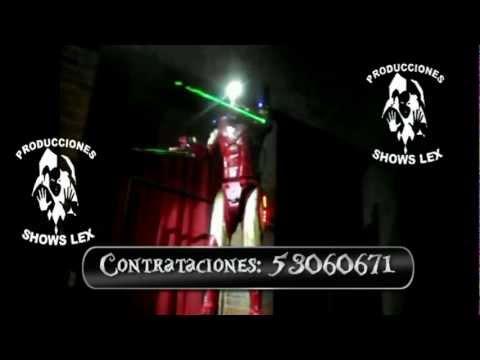 PERFORMANCE  EN  MEXICO  DE  LOS  MEJORES IRON  MAN