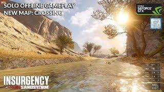 Insurgency Sandstorm Beta 2 New Map Crossing 1080P Max Settings