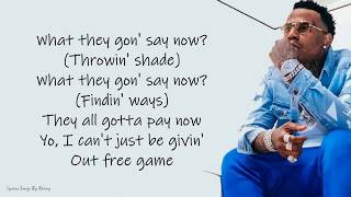 Moneybagg Yo   Say Na Ft. J. Cole   Lyrics Songs