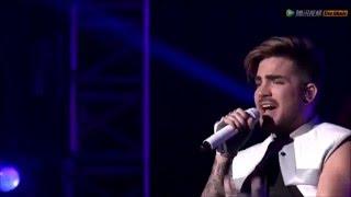 Adam Lambert - Underground/ Rumors - Shanghai 2016