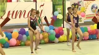 """Спортивный праздник  « Виват гимнастика!"""" прошел в Могилеве"""