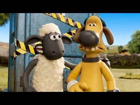Shaun The Sheep S05E01 - Out of Order