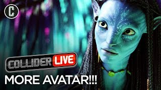The Four Avatar Sequels Are Already Written - Collider Live #69