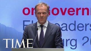 EU Chief Says U.K. Prime Minister