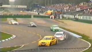 preview picture of video 'DTM 1995 - Hockenheim Finale - Race 1'