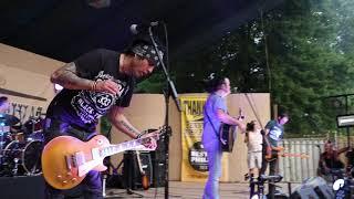 LECOMPT @ P PENNYPACK PARK MUSIC FESTIVAL 8/16/17 -  SUSPICOUS MINDS