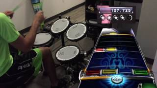 The Gift Of Life by Dreamshade Rockband 3 Expert Drums Playthrough 5G*