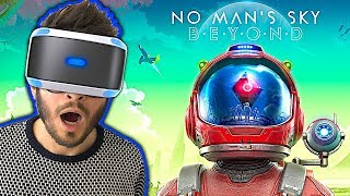 No Man's Sky Beyond : mon avis sur PlayStation VR, l'ultime immersion ?