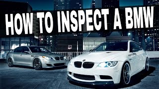 How To Inspect A BMW M3 Before Purchasing - Buyers Inspection
