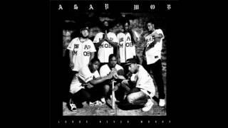 A$AP Mob - Bangin' On Waxx feat. A$AP Ferg & A$AP Nast