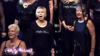 """Funky Voices Choir """"Suddenly"""" (Angry Anderson)"""