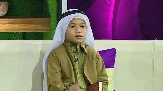 CERITA PEREMPUAN - Kisah Inspiratif Hafiz Cilik Syekh Rasyid Part 1/4