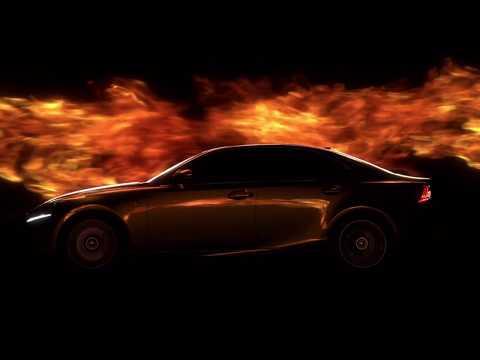 Lexus  Is 200t  Седан класса D - рекламное видео 1