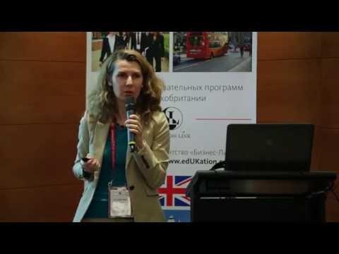 Выпускница  Queen Mary University of London делится личным опытом обучения в Англии видео