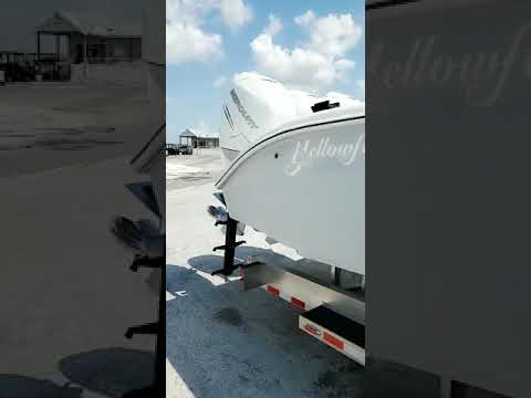 Yellowfin 36 video
