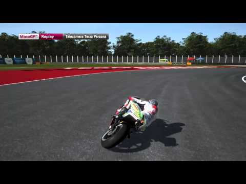 MotoGP15 Fight MOD Track + Physcs + AI