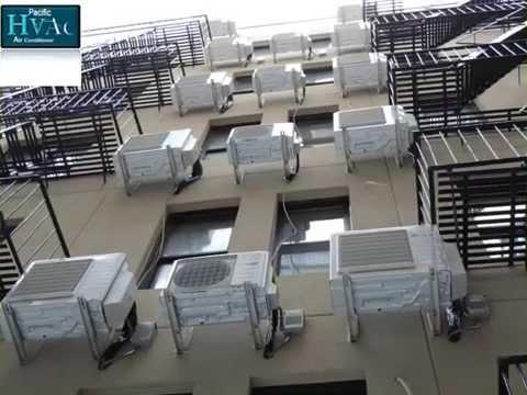 Daikin Ductless Air conditioning installation in Manhattan NY