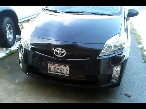 Prius V Crazy Engine rattle fixed – My PriusV