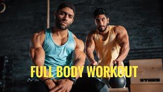 تمرين الجسم كامل في جلسة واحدة | Full Body Workout