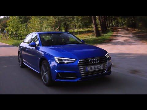 Audi A4 Avant Универсал класса D - тест-драйв 1