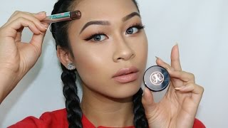 Dip Brow Vs. KaBrow | Updated Brow Routine || ThatsSoYin
