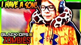 I HAVE A SON!!! (Top 5 Black Ops 3 Zombies Fails Week 37)