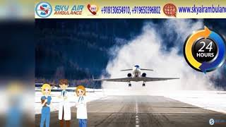 Utilize Air Ambulance in Mumbai with Full Medical Assistance