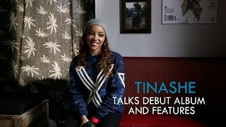 Tinashe Talks A$AP Rocky Collaboration 'Pretend'