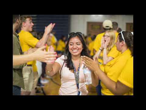Canisius Students Thank Donors