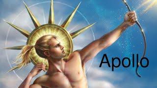 Apollo - Greek god of the sun and light, god of archery and music |  Greek Mythology gods #10