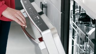 GE Profile Dishwasher Features