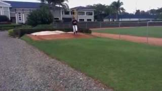 preview picture of video 'Bryan Munoz RHP 16 yrs old Pimentel Dominican Republic 90-92 MPH New York Yankees Complex DPL 2012'