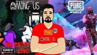 ROAD TO 100K LEGEND IS LIVE PUBG MOBILE LIVE  FM RADIO GAMING PUBGMOBILE
