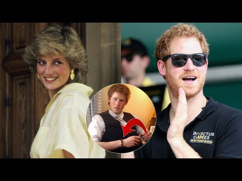 Prince Harry Has Worn This One Piece Of Jewelry For 17 Years – As A Moving Tribute To His Mother