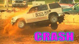 CRASH автомобилей #1