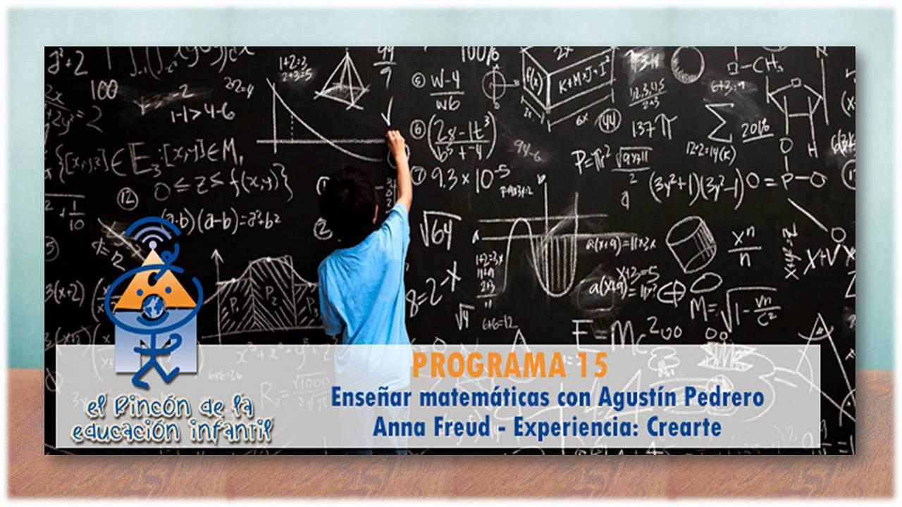 ¡Enseñar las matemáticas! El Rincón de la Educación Infantil Podcast nº 15